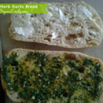 Fresh Herb Garlic Bread