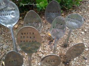 Garden Marker Spoon 1