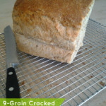 9-Grain Cracked Sandwich Bread