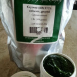 Herbal Burn and Wound Salve