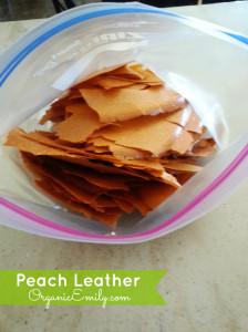 Peach Leather 2