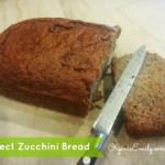 Zucchini Bread 3 Ways!