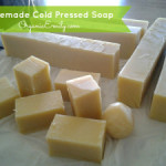 Homemade Cold Processed Soap