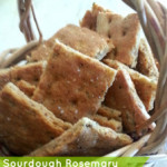 Sourdough Rosemary Flatbread