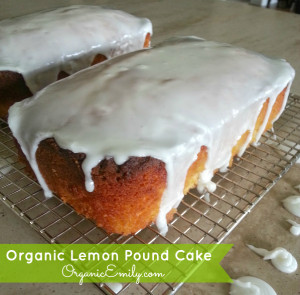 Lemon Pound Cake 1