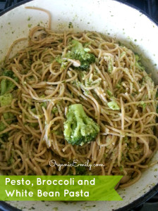 Pesto Broccoli Pasta
