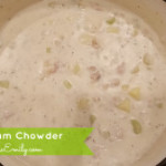 Mom's Clam Chowder