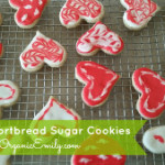 Perfect Shortbread Sugar Cookies