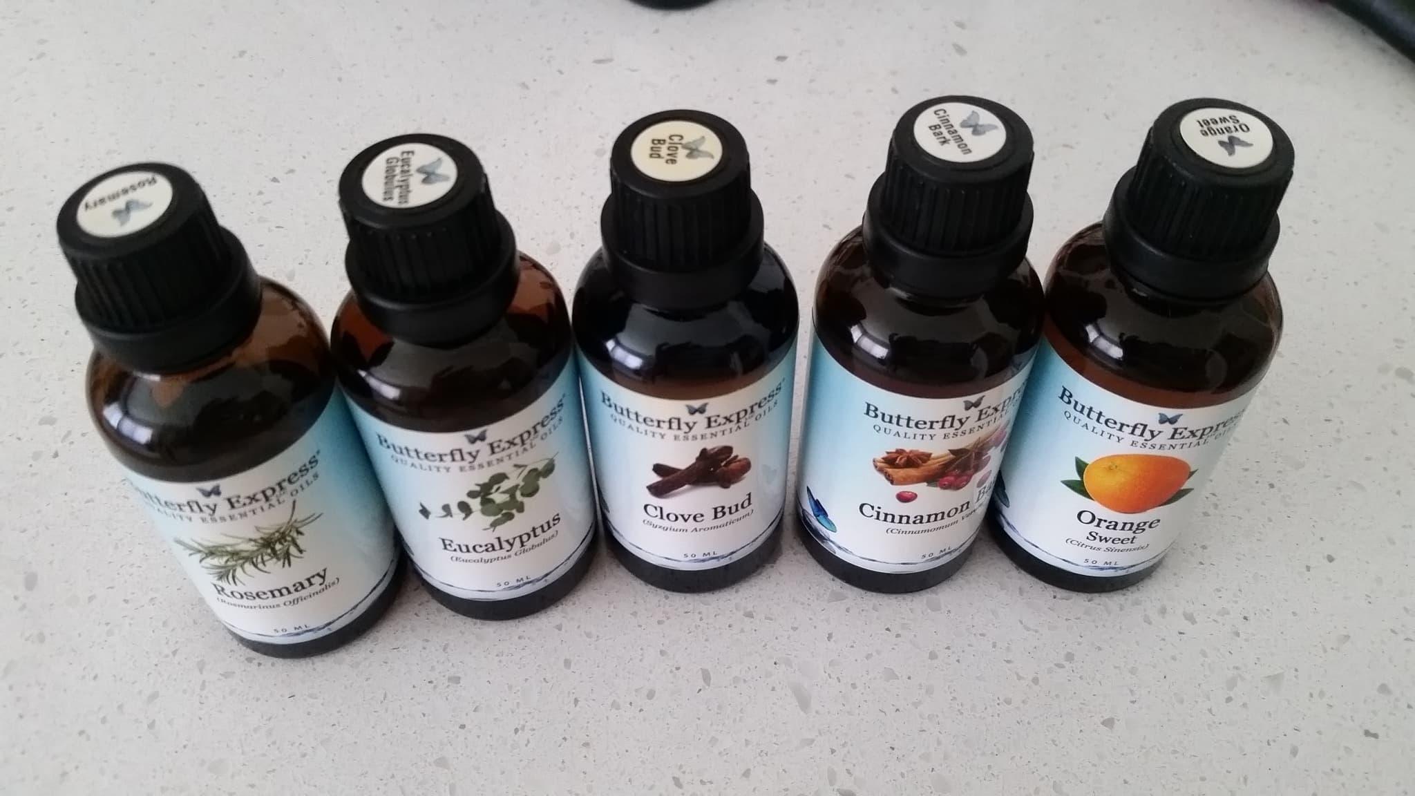 Natural Disinfectant And Deodorizer