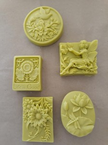 Comfrey Lotion Bars