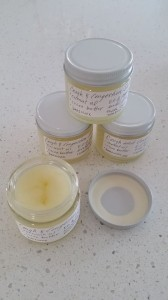 Cough and Congestion Salve