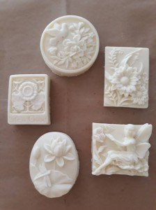 Decorative Natural Cold Process Soap