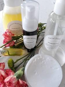 Natural Facial Care Set