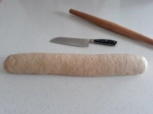 Cinnamon Rolls rolled up