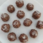 No Bake Coconut Cacao Bites