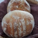 Natural Yeast Sourdough Boule