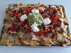 Loaded Nachos 2