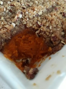 sweet potato casserole 2